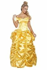 Roma Halloween Costume Women's 2 Piece Beautiful Fairytale Maiden Yellow Size S