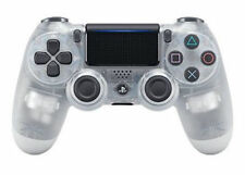 Sony DualShock 4 Wireless Controller for PlayStation 4 - Crystal (9868361)