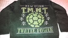 """NEW"" TMNT ~ TEENAGE MUTANT NINJA TURTLES ~ Pullover SWEATER SHIRT 12M 12 Months"