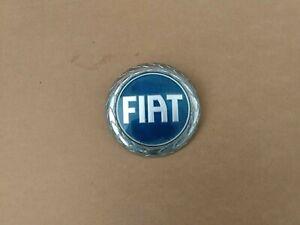 Fiat Idea 2004 - 2007 Boot Logo Tailgate Emblem Fiat Logo Badge