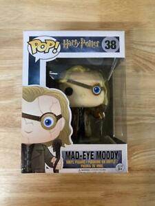 Funko Pop! Harry Potter Mad Eye Moody 38