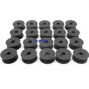 20PCS#167-00-180-0 steel bobbins fit for ADLER 167&267 Industrial Sewing Machine