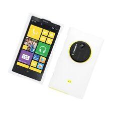 Étuis, housses et coques blancs Nokia Lumia 1020 pour téléphone mobile et assistant personnel (PDA) Nokia
