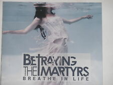 BETRAYING THE MARTYRS -Breath In Life- CD
