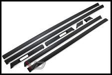 Chrome Door Side Panels Molding Trim for BMW E38 7-Series