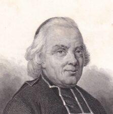 Abbé de l'Epée Charles Michel de l'Epée Versailles Yvelines