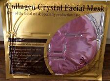 SPECIAL SALE! 60 Pieces Red Wine Collagen Facial Masks, Moisture EXP:06/2018