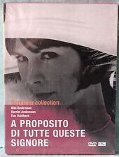 INGMAR BERGMAN - A PROPOSITO DI TUTTE QUESTE SIGNORE - DVD N.02265 SIGILLATO