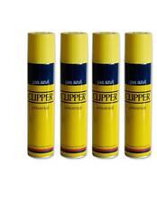 (300ml) recarga gas Clipper Isobutane de butano para mecheros / sopletes