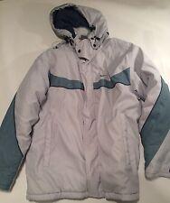 Retro nike vtg jacket 90s vintage rare rembourré m/l