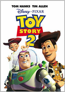 Toy Story 2 Vintage Cartoon Movie Giant Poster - A0 A1 A2 A3 A4 Sizes