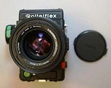 Rollei Rolleiflex 6008AF Camera Schneider Xenotar 80mm f/2.0 80/2 PQ Lens Set