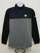 Oregon DUCKS Football NIKE Golf 1/4 Zip Pullover JACKET Coat    MEN'S  M