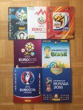 Panini Sticker EM/WM 2008/2010/2012/2014/2016/2018 // 20 Sticker wählen
