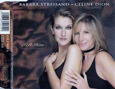 BARBRA STREISAND - CELINE DION : TELL HIM / CD - TOP-ZUSTAND