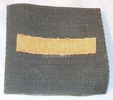 Grade de poitrine velcro sous-lieutenant armée française