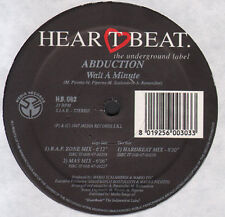 ABDUCTION - Wait A Minute - Heartbeat