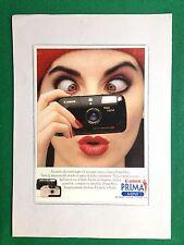 PX184 Pubblicità Advertising Werbung Clipping 25x18 cm - CANON PRIMA MINI