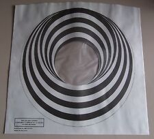 "VERTIGO SWIRL / SPIRAL 12"" LP POLY-LINED INNER SLEEVE- *SPECIAL DEAL** (NEW)"