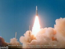 Milstar Launch February 1994 Photo
