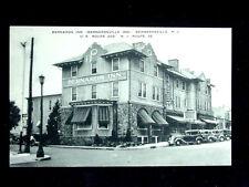1930's? Bernards Inn Bernardsville NJ post card