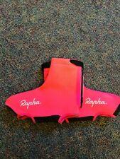 Rapha Overshoes Shoe Covers Neoprene Size Large Pink