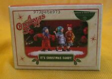 It's Christmas Candy - Dept 56 - A Christmas Story - New