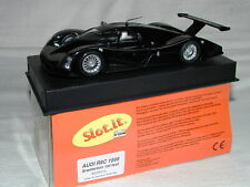 1/32 Slot It CA01c Scalextric - Audi R8C Snetterton First test 1999 - Used