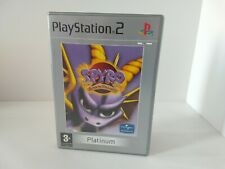Spyro Enter the Dragonfly PS2 (Playstation 2) PAL Dutch Case English Game