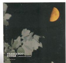FRANCESCO RENGA MERAVIGLIOSA (LA LUNA) CD SINGOLO cds PROMO