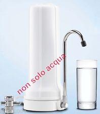 DEPURATORE d'acqua da sopra lavello, PURIFICATORE acqua, FILTRO PER ACQUA
