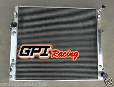 Aluminum Radiator FOR Landcruiser PRADO KZJ120 KDJ120R 3.0 diesel 2002-2009