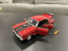 Ford Falcon XY Phase III GT-HO Model Car Track Red (#18527)