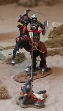 KING AND COUNTRY KNIGHTS CRUSADERS MK51 TOY SOLDIERS   BRITAINS