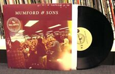 "Mumford & Sons ""Live From Bull Moose"" 10"" OOP The Lumineers Avett Brothers and"
