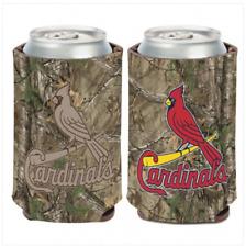 St. Louis Cardinals Camo Can Cooler 12 oz. Koozie