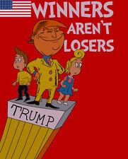 Winners Aren't Losers Donald Trump Children's Book