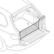 For 2013-2017 Toyota RAV4 Rear Trunk Envelope Style Cargo Net Storage Organizer
