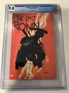 TMNT Teenage Mutant Ninja Turtles The Last Ronin #1 CGC 9.8 Eastman Variant