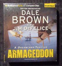 2012 ARMAGEDDON by Dale Brown AudioBook on 10 CD's SEALED Jim DeFelice