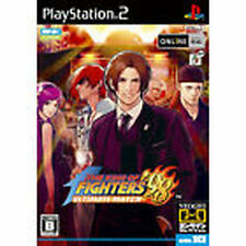The King of Fighters 98 Ultimate Match PS2 Import Japan