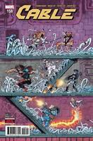 Cable #158 Marvel Comic 1st Print 2018 unread NM