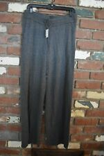 Calvin klein women's gray jogger knitted pants Size M NWT