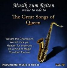 RICHARD ROSSBACH - GREAT SONGS OF QUEEN NEW CD