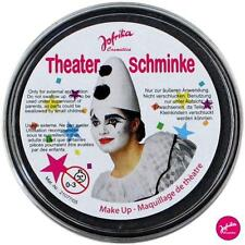 Theater Schminke Makeup SCHWARZ Jofrika Kinderschminke Theaterschminke Karneval