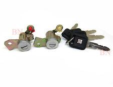 Barrel Door Lock Key L R For Holden Rodeo RA 2003 Isuzu Dmax 03 04 05 06 07-11