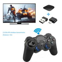 USB Wireless Gaming Controller Gamepad PC Laptop Computer Windows XP/7/8/10