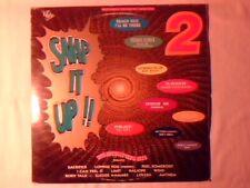 LP Snap it up!! vol. 2 NOVECENTO KASSO ARKANOID REGINALD WRIGHT HI LINER TALEESA
