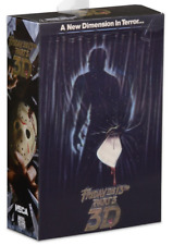 Friday The 13th Part 3 3d Ultimate Jason 7 in Action Figure NECA