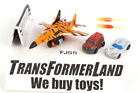 Fury of Fearswoop Wal-Mart 100% Complete Movie ROTF Transformers